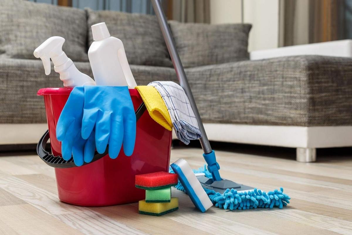 نکاتی درباره نظافت منزل
