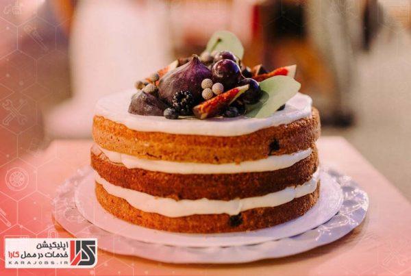 ترفند هایی برای تزیین کیک تولد