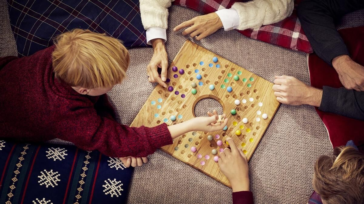 بازی های خانگی برای روزهای قرنطینه